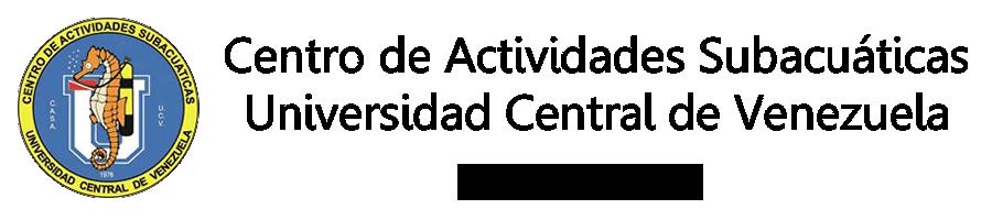 Centro de Actividades Subacuáticas Universidad Central de Venezuela